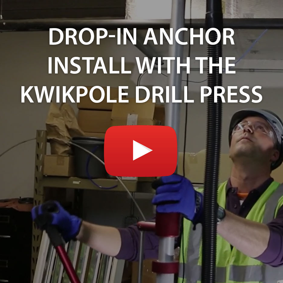 drop-in-anchor-with-the-kwikpole-drillpress